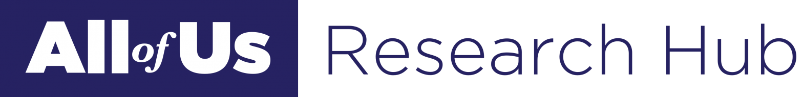 All of Use Research Hub Logo